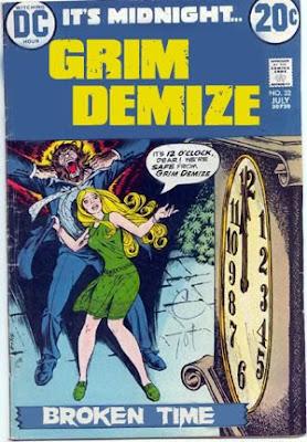 Grim Demize - Broken Time