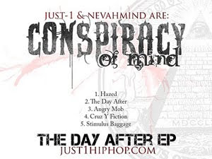 Conspiracy Of Mind - The Day After