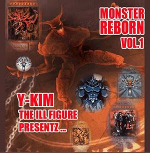 Y Kim The Illfigure - Monster Reborn