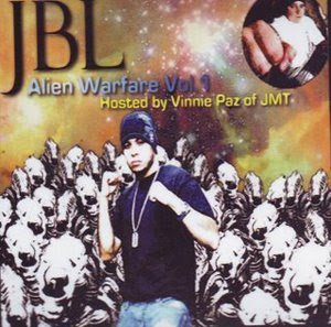JBL - Alien Warfare