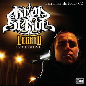 Brad Strut - Legend Official Instrumentals