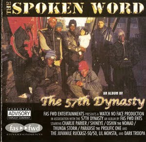 The 57Th Dynasty - Spoken Word