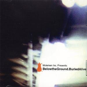 Molemen - Below The Ground Buried Alive