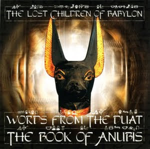 LCOB Words Of The Duat The Book Of Anubis