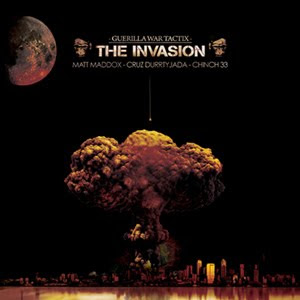 Guerilla War Tactix - The Invasion
