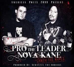 Pro The Leader and Nova Kane - Know The Names