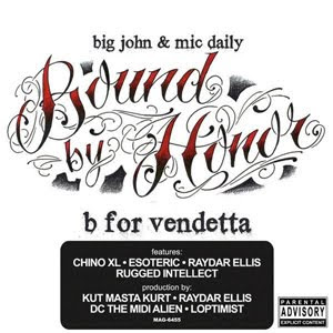 Bound By Honor - B For Vendetta