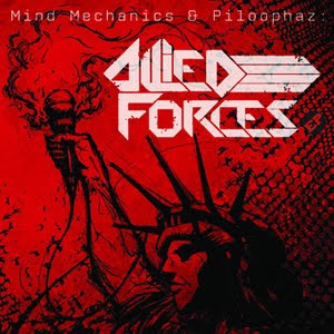 Mind Mechanics and Piloophaz - Allied Forces EP