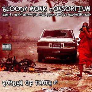 Bloody Monk Consortium - Burden Of Truth EP