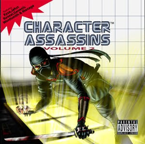 Chemo and Conflix – Character Assasins Volume 2