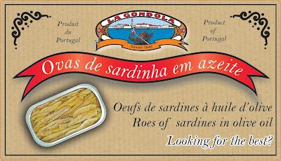 Caviar português OvasGondola