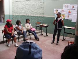 """Grupo de Adolescentes Arequipa """"San Lucas"""""""