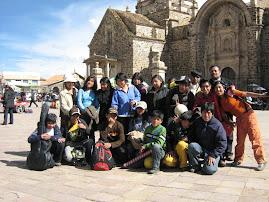 """Jóvenes de Juliaca """" Santa María Virgen"""""""