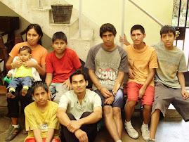 """Grupo de jóvenes de  """"San Juan Evangelista"""""""