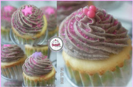Oreo Cupcake: Little Girl Theme
