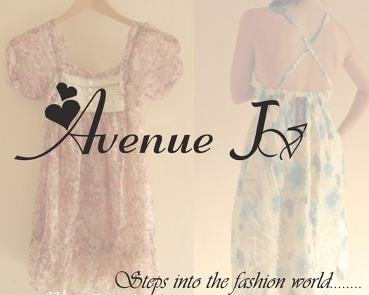 Avenue JV online boutique