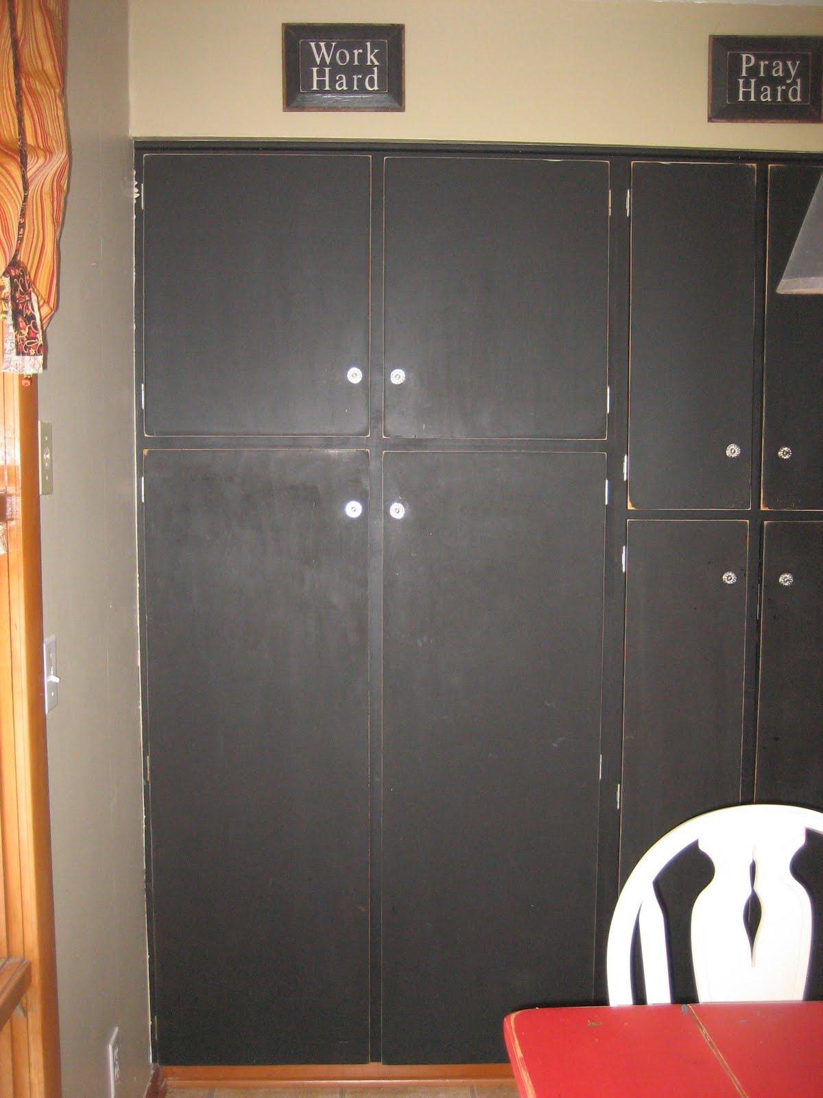 Kitchen Broom Closet Cabinet