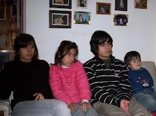 Mis 4 hijos