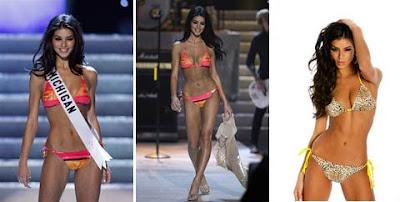 rima fakih en bikini