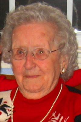 Lois Walker Blalock Caldwell NC Christmas 2008