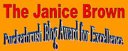 Janice Brown Award
