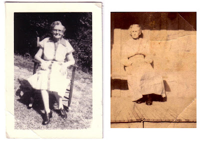 Martha Ann Conner and Cealy Jane Rogers possibly mother and daughter