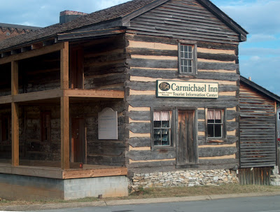Old Homeplace of John Henry and Sallie Cooley Shubert Roane Co TN Tourist Center and Museum Today