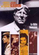`Bête humaine´, carátula DVD, edición francesa