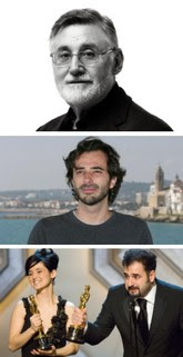 (arriba a abajo) Javier Artiñano, Gonzalo López-Gallego, Montse Ribé y David Martí