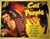 La mujer pantera (`Cat People´, 1944), de Jacques Tourneur