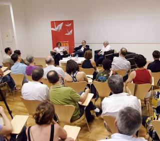 Coloquio con Arturo Ripstein y Paz Alicia Garciadiego, moderado por Mirito Torreiro