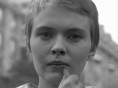 Patricia (Jean Seberg)