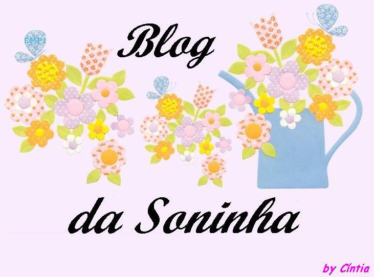 Blog da Soninha