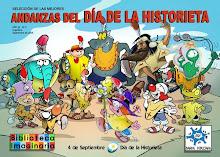 Banda Dibujada en el día de la Historieta
