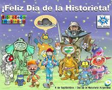 Banda Dibujada en el día de la Historieta...