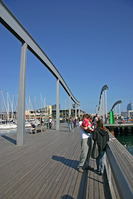 Rambla de Mar (New Bridge)