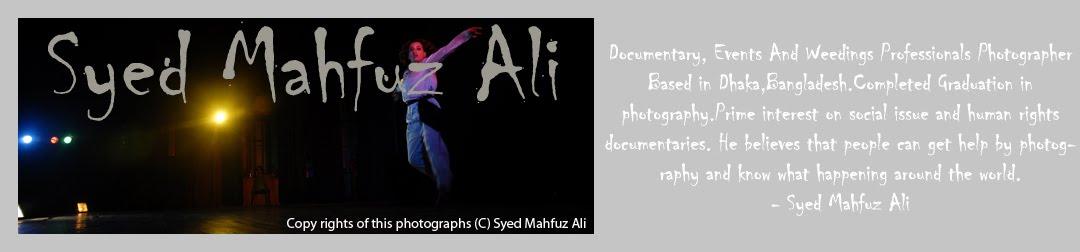 Syed Mahfuz Ali