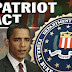 President Obama Signs An Extension To The Patriot Act For One More Year