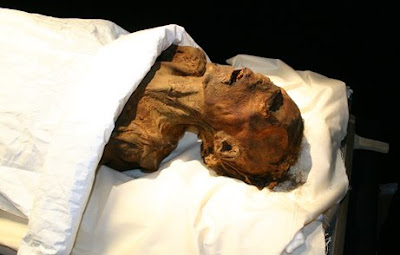 "photo1 ""Screaming Mummy"" Is Murderous Son of Ramses III?"