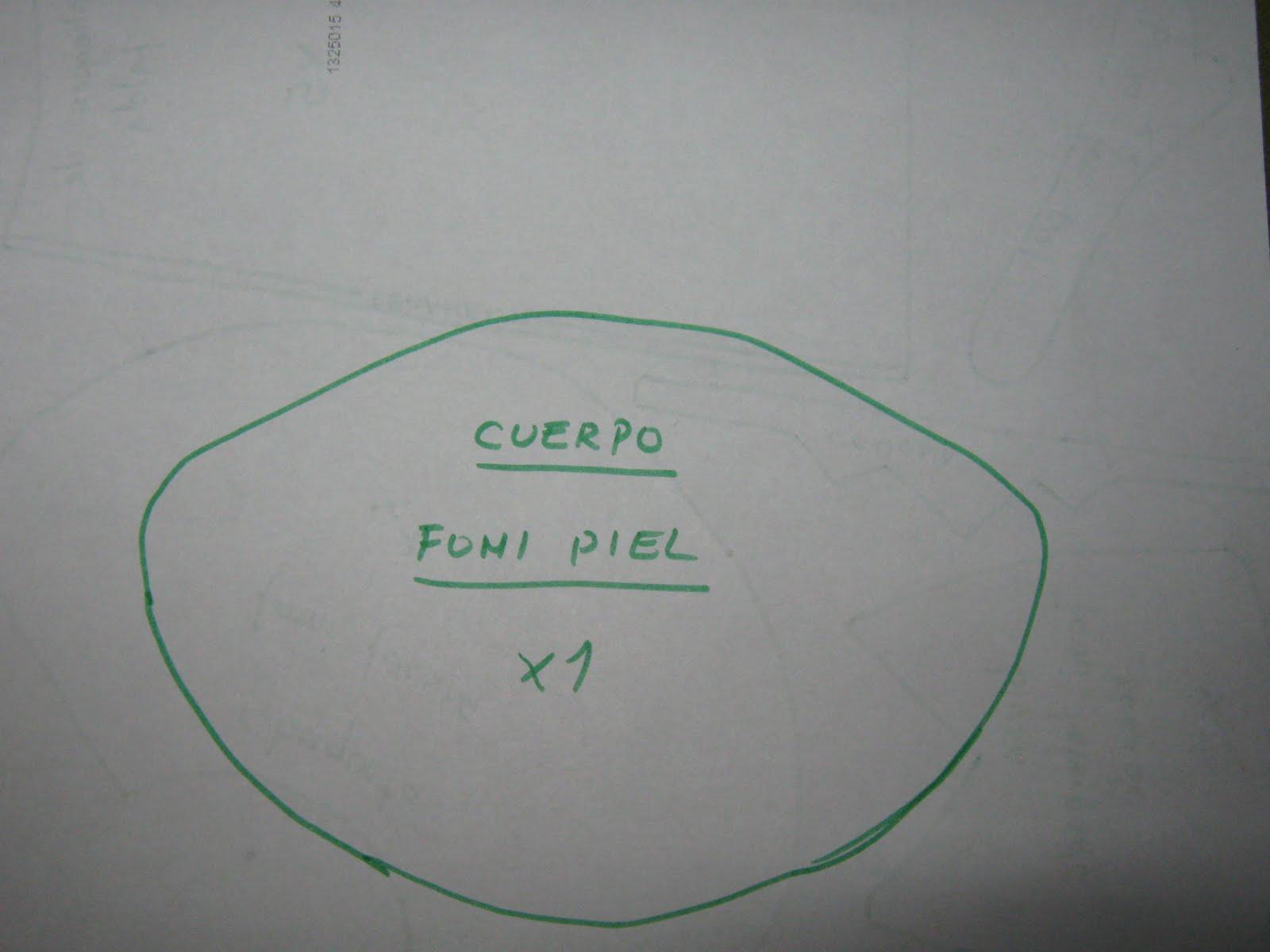 PASO A PASO CON JEANNINE: FOFUCHA SENTADA (LINA -GIPSYQUEEN ...