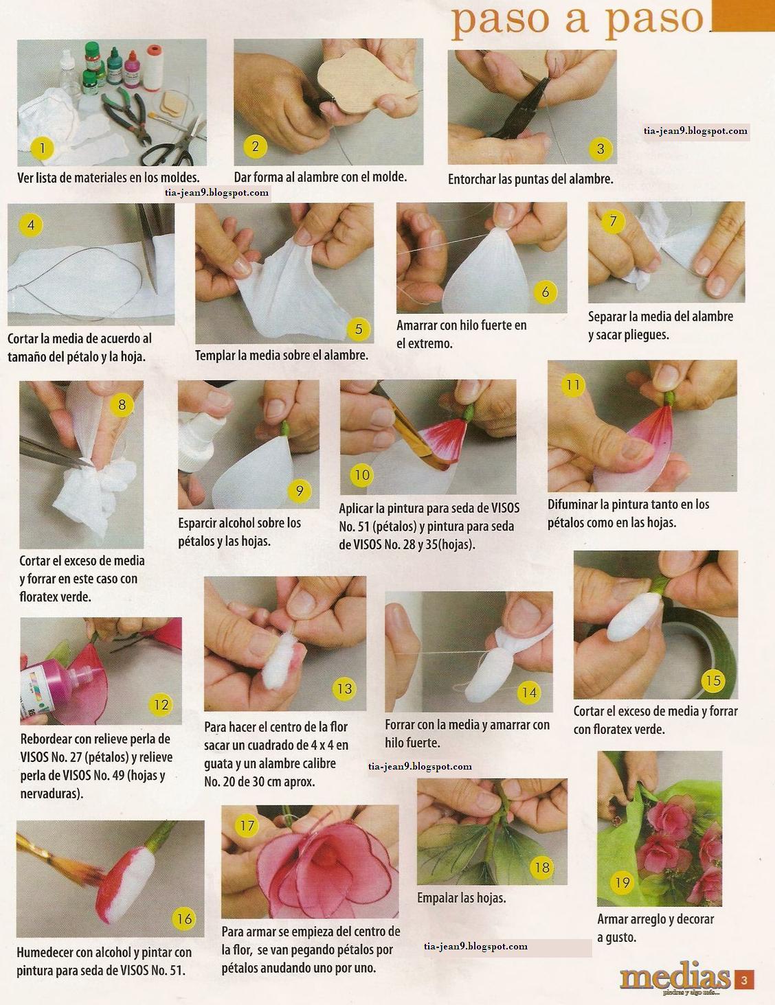 Как покрасить колготы пошаговая инструкция