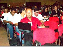 Tutor do profuncionário - Mário Alves Santos, Prof. Mestrando em Psicanálise, Sociedade e Educação.