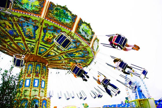 The Texas State Fair Wave Swing on the move.