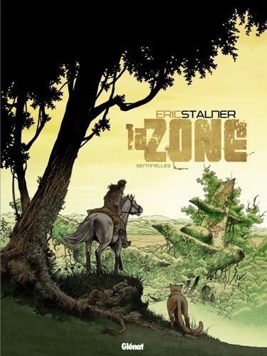 La ZONE d'Eric Stalner