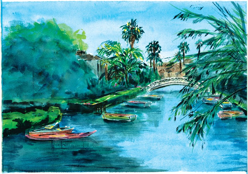 Watercolor Painting - Lessons - Tes Teach