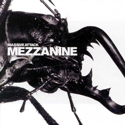 Cover art – Massive Attack's Mezzanine (1998)