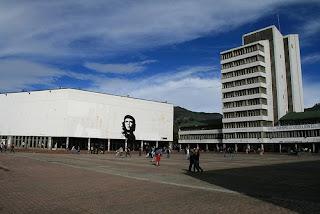 Universidad Nacional de Colombia Sede Bogota Plaza Che