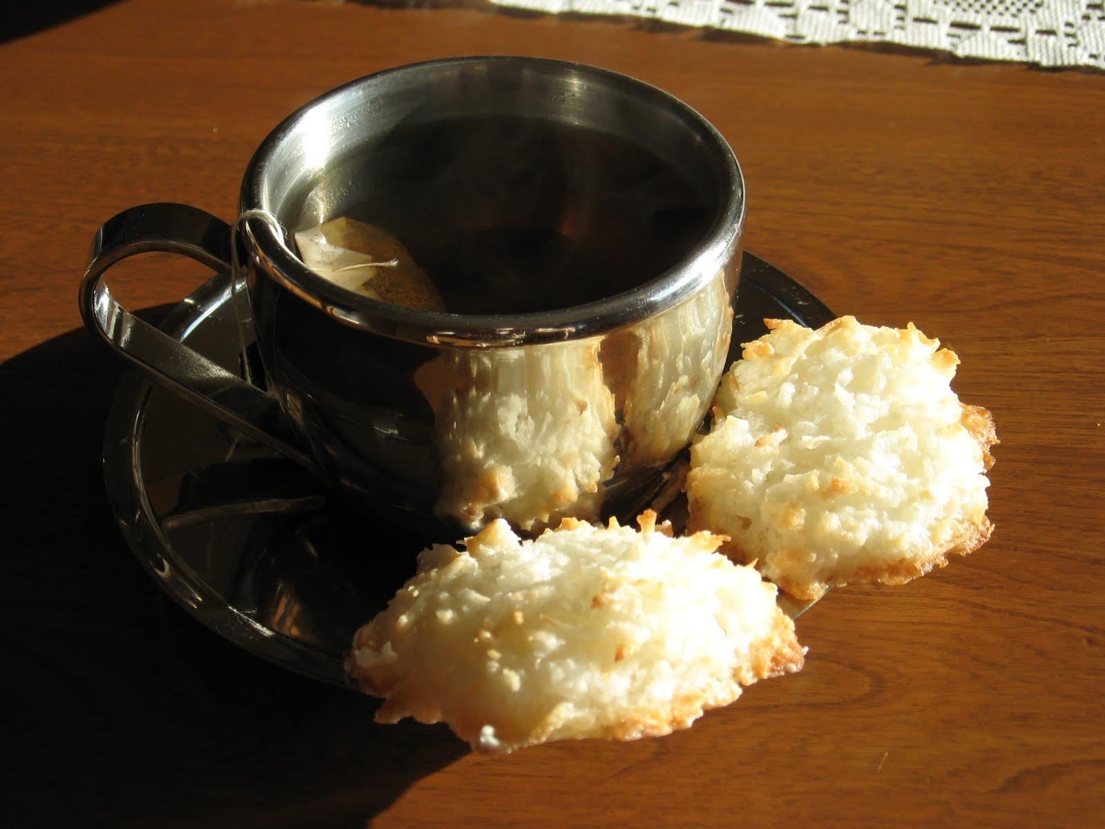 Gateau a la noix de coco ricardo