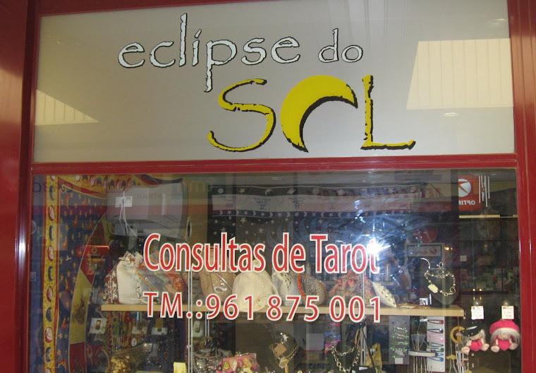 O meu consultorio, a minha loja esotérica, tudo para o seu futuro risonho