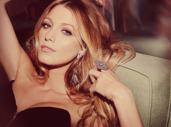 Blake Lively Marie Claire. on Blake Lively (via Marie